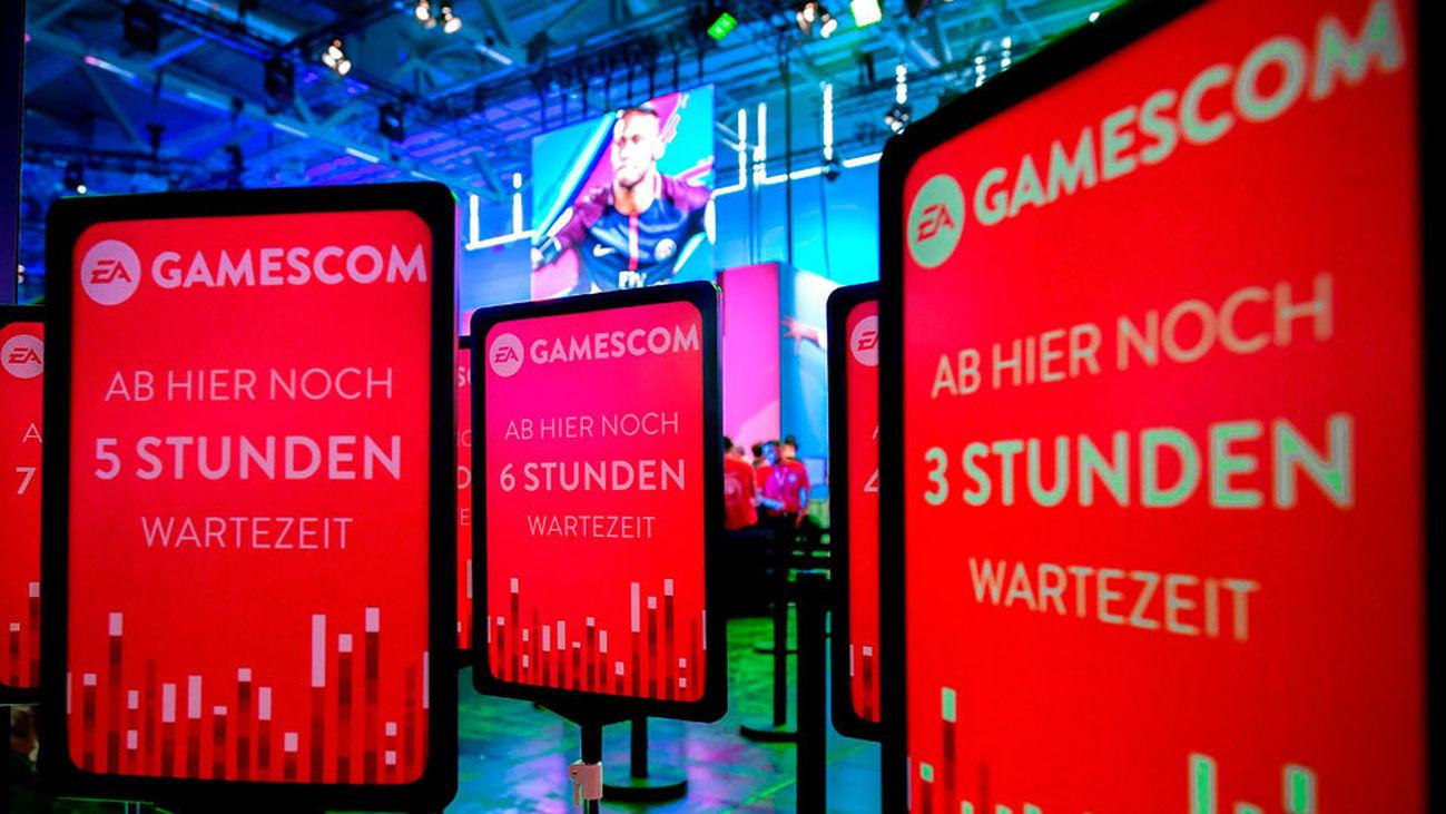 Arranca Gamescom