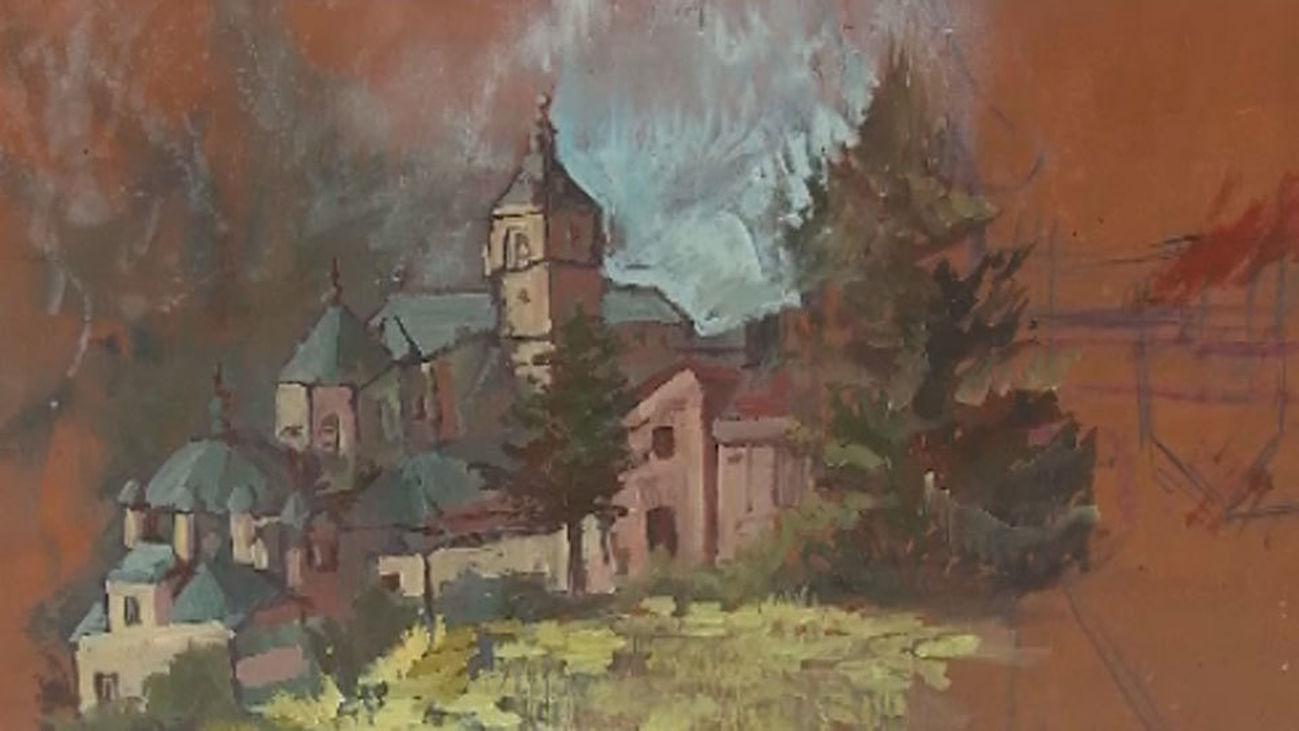 99 años de pintura en El Paular