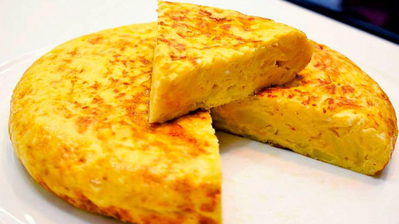 La tortilla de patatas, un 14% más cara