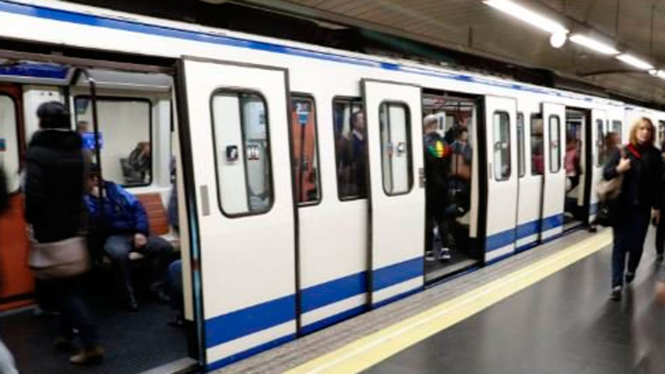 Paralizan obras en metro Gran Vía