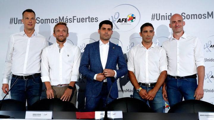 Los futbolistas, a la huelga si LaLiga insiste en hacer las Américas