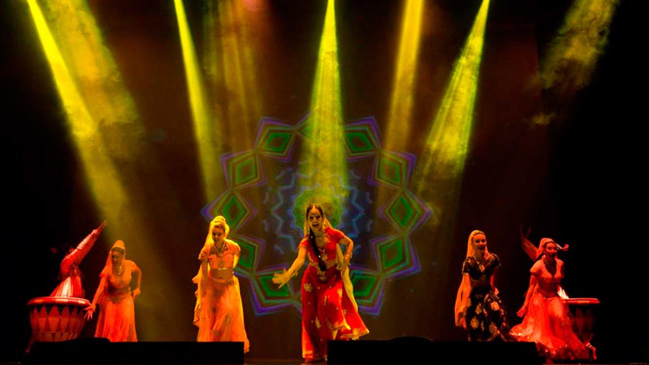 Bollywood, un viaje a la India en la Gran vía
