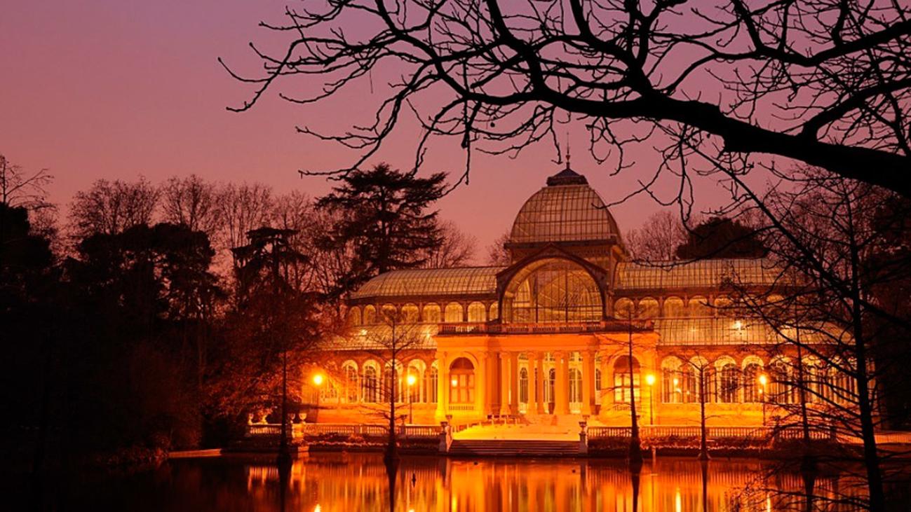 El Palacio de Cristal y el Palacio de Velázquez amplían su horario