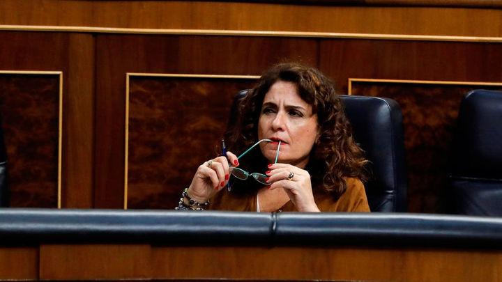 Gobierno y Podemos acuerdan que la senda de déficit se vote solo en Congreso