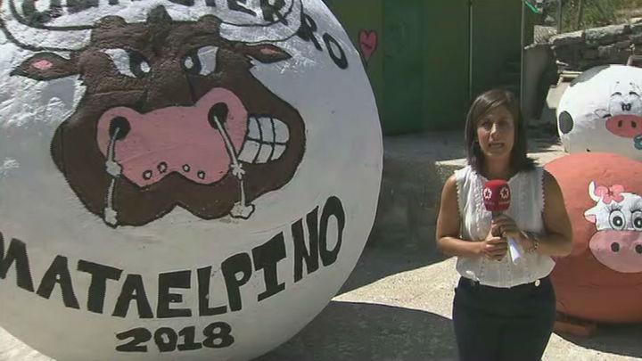 Mataelpino refuerza la seguridad del boloencierro tras dos accidentes en 2017