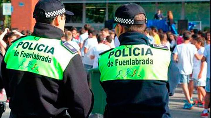 Fuenlabrada: arrestado un conductor por cuadruplicar la tasa de alcoholemia