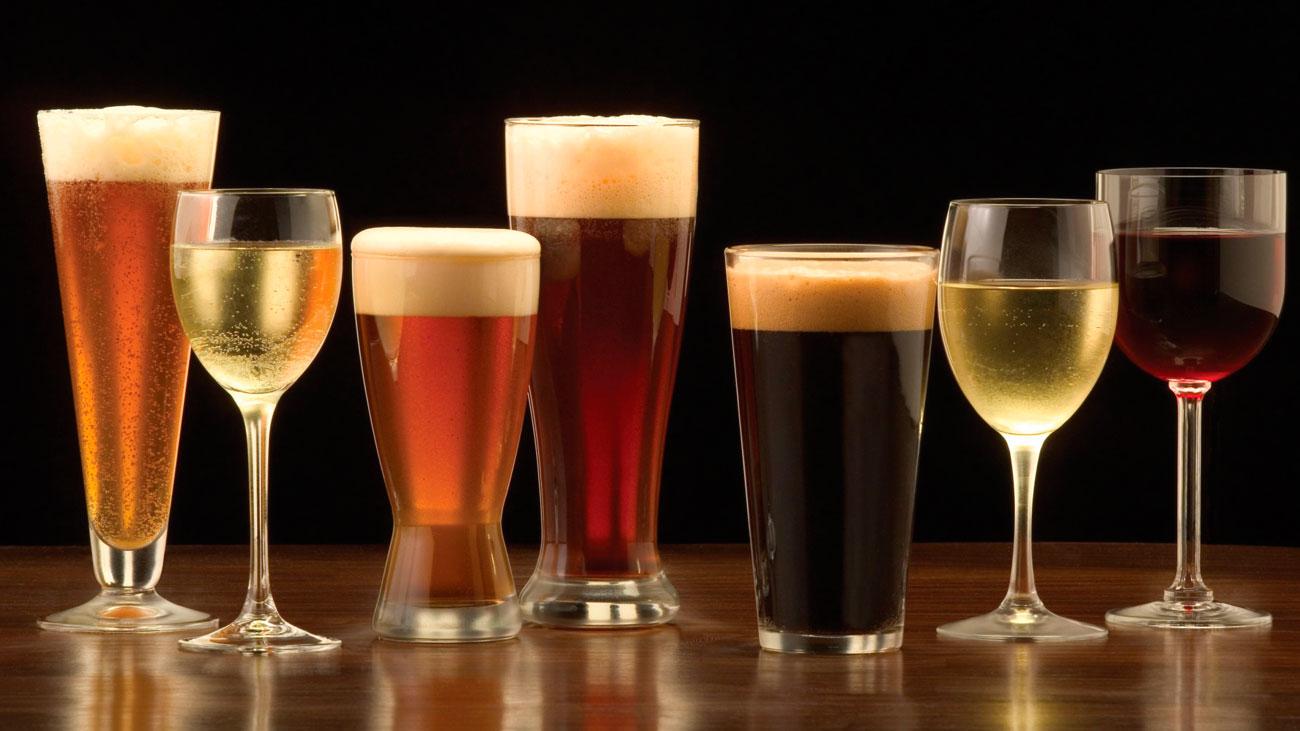 Ni siquiera el consumo moderado de alcohol es saludable