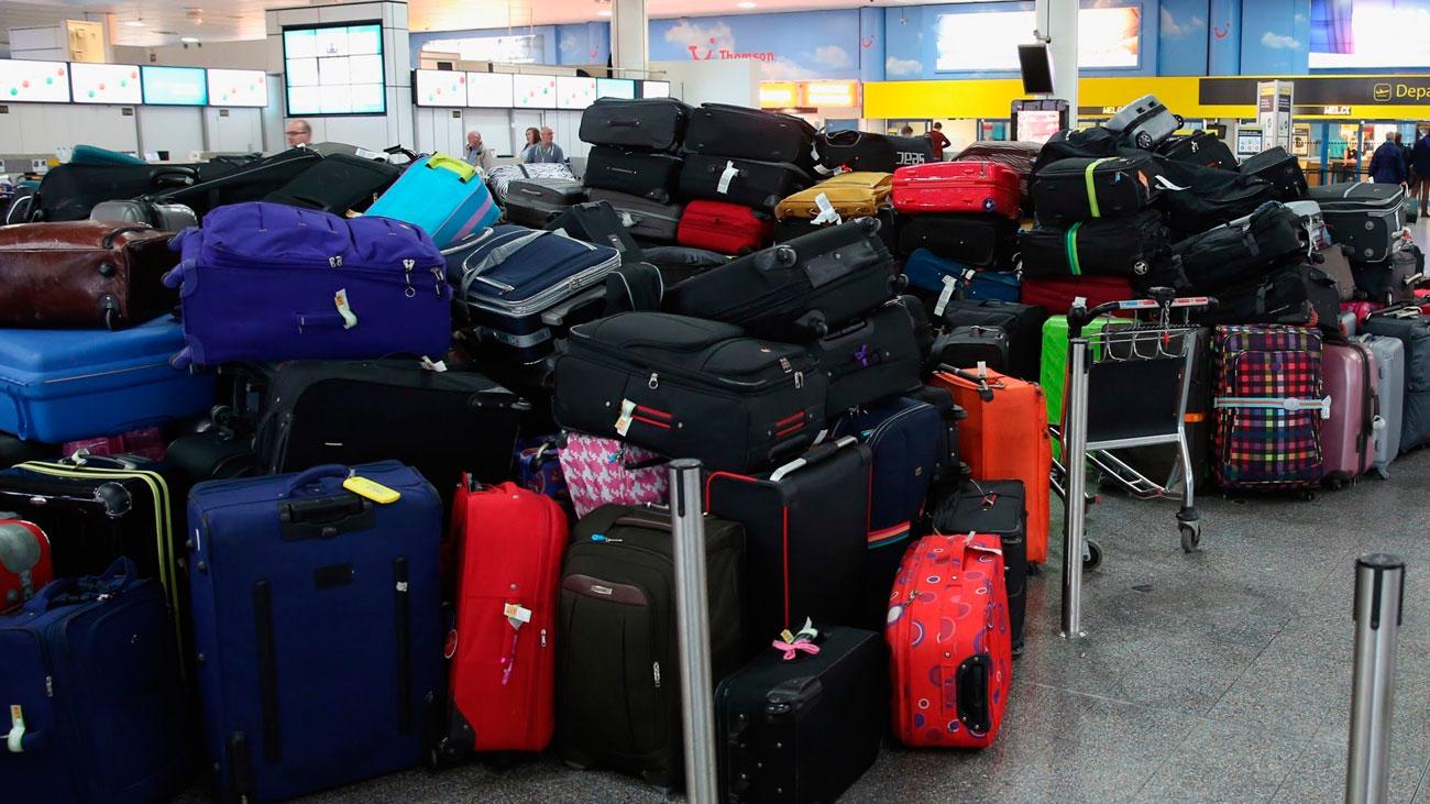 Las maletas ya no viajan gratis en Ryanair