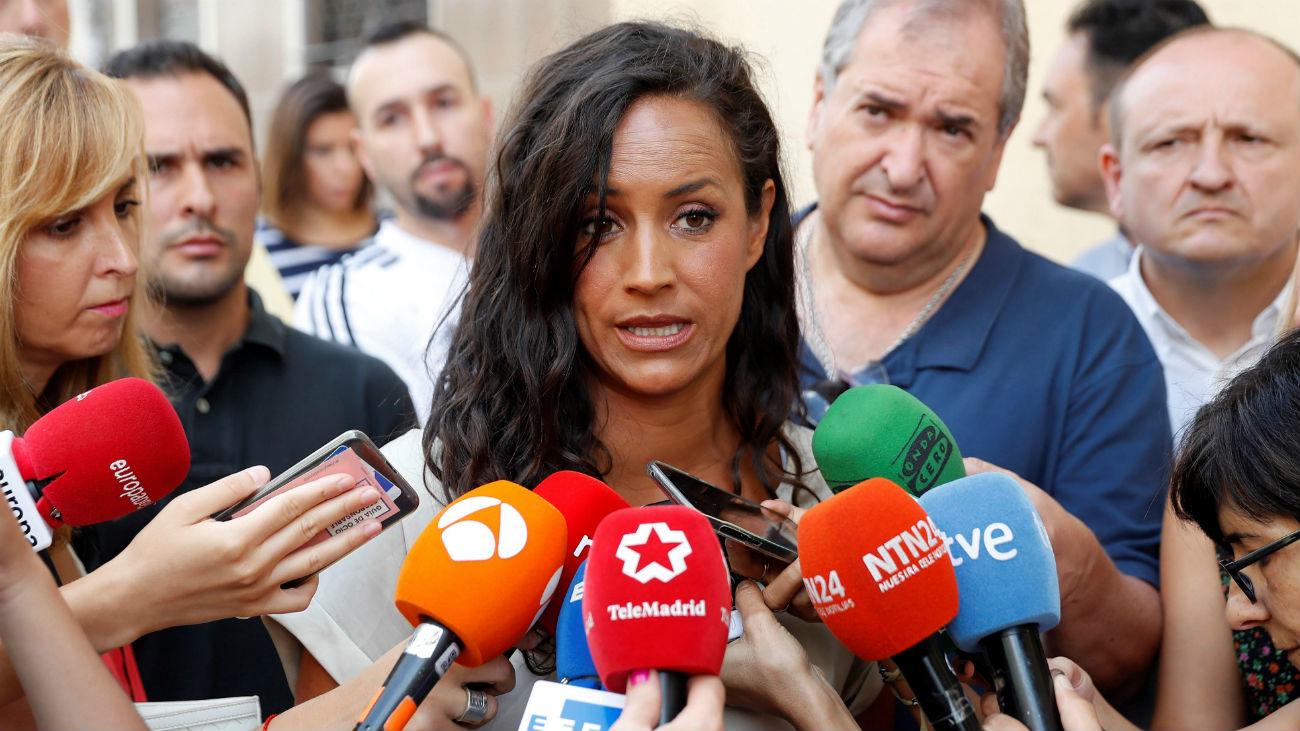 """Villacís afea al Gobierno de Sánchez por """"abandonar"""" a Llarena para """"pagar el apoyo de los independentistas"""""""