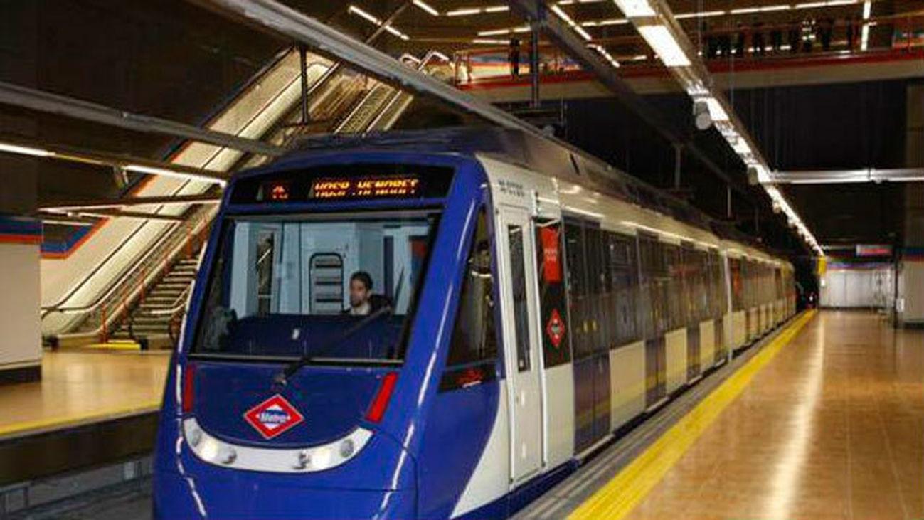 Línea 9 de metro de Madrid