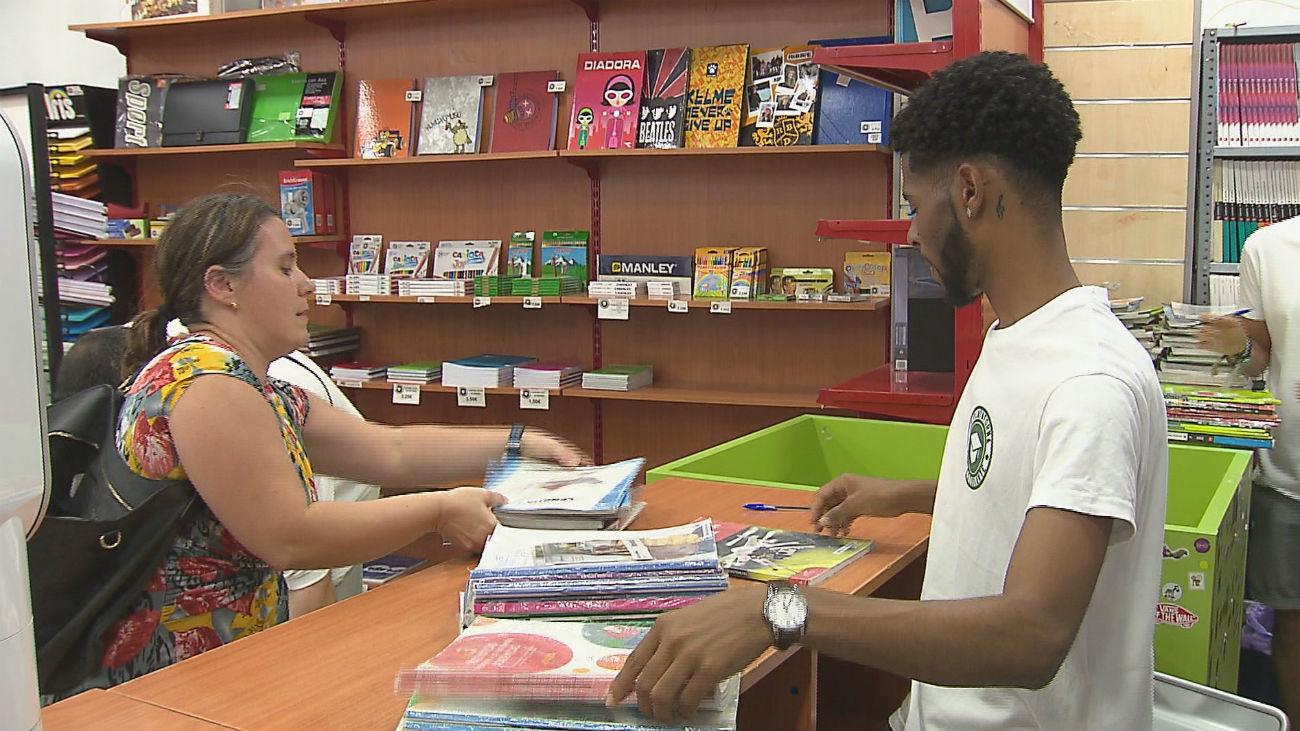 Madrid es la comunidad con los libros de texto de segunda mano más baratos