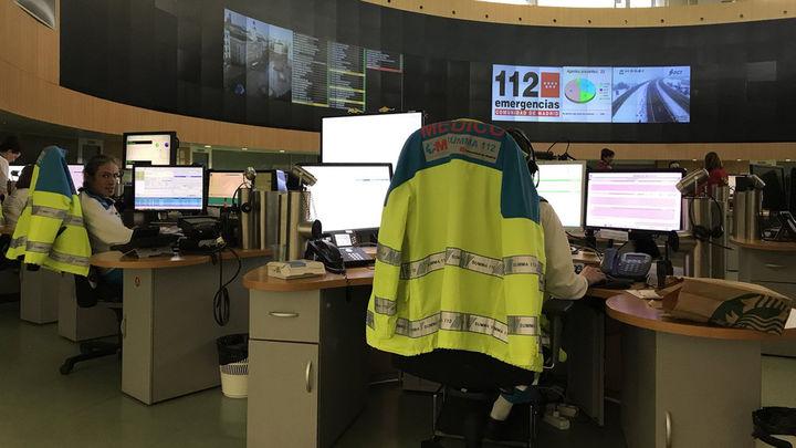 El 112 empieza el año sin tregua