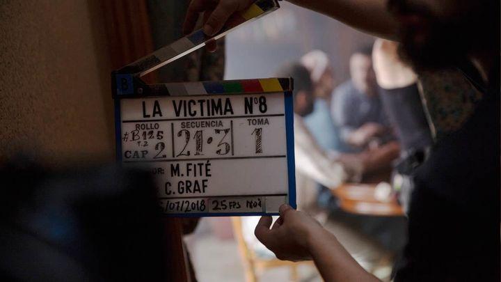 """Así es  por dentro """"La víctima número 8"""""""