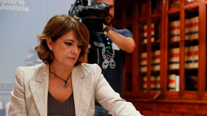 Delgado solicita comparecer en el Congreso para explicar la defensa de Llarena