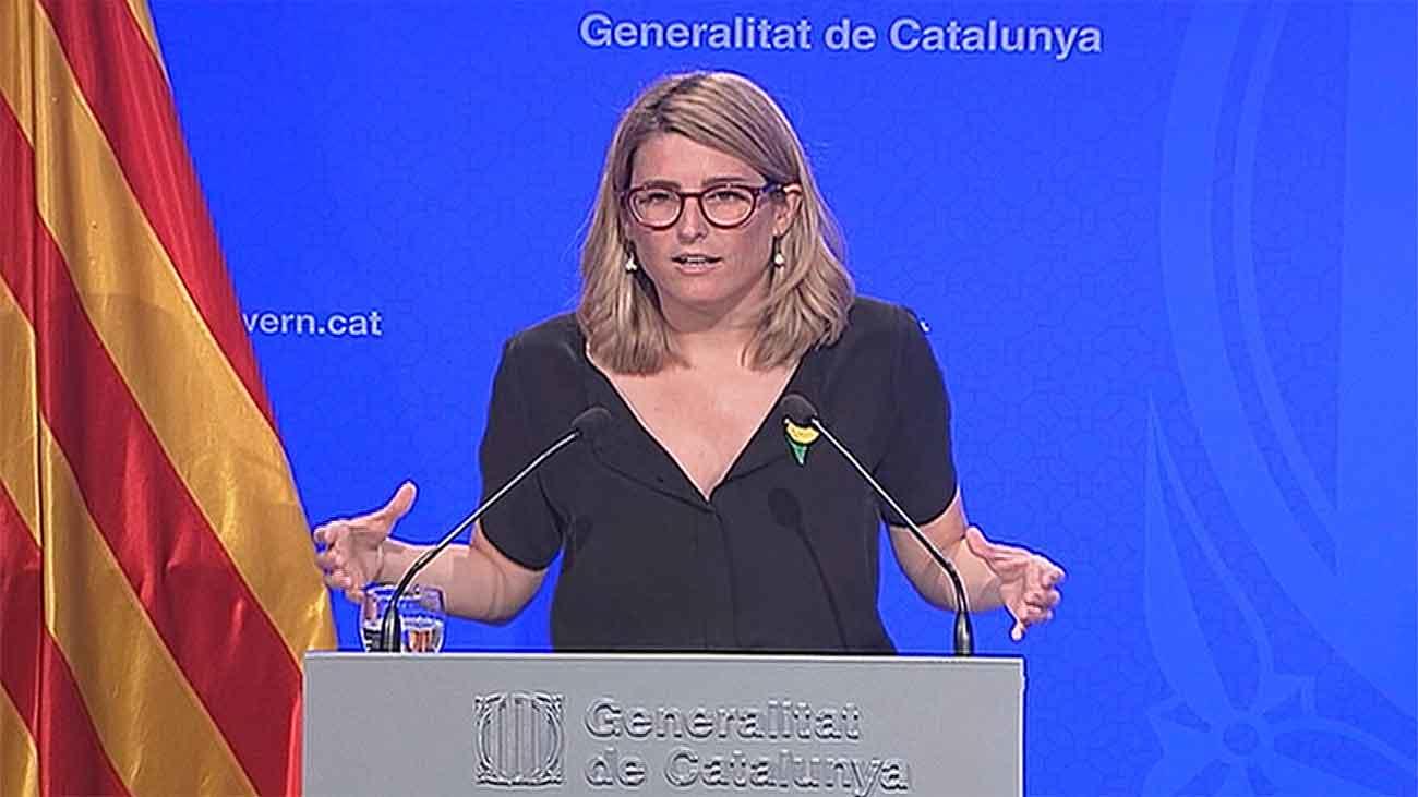Govern: El error de traducción en la demanda contra Llarena no la desvirtúa
