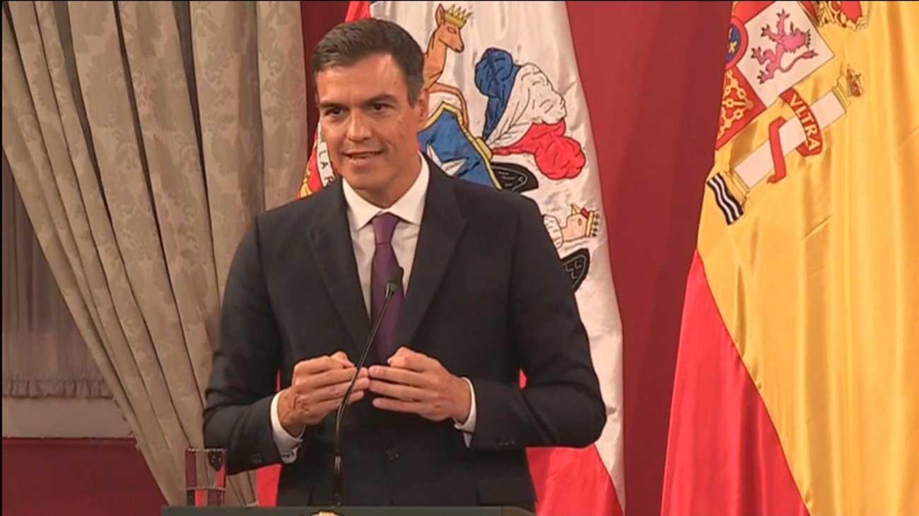Sánchez defiende investigar a los Mossos por los lazos amarillos