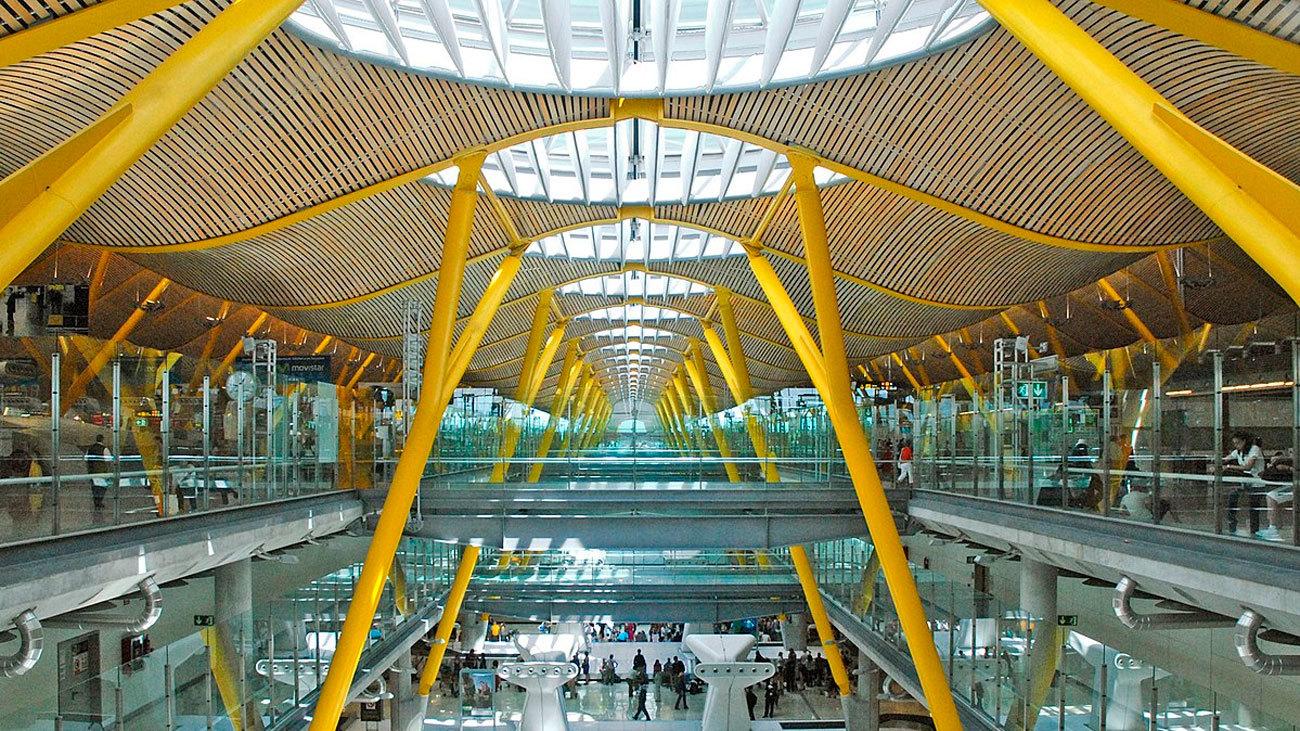 Aeropuerto Internacional Adolfo Suárez Madrid Barajas