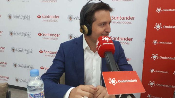 Víctor Alfaro nos presenta 'Todo comienza por un paso'