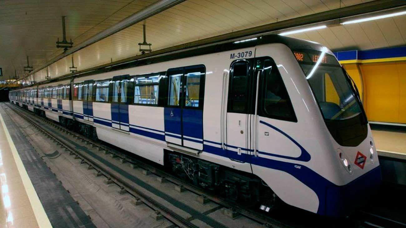 Metro de Madrid. Archivo EFE