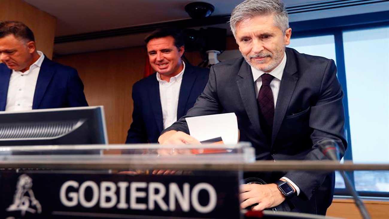 Marlaska: Habrá acercamientos individualizados de presos de ETA