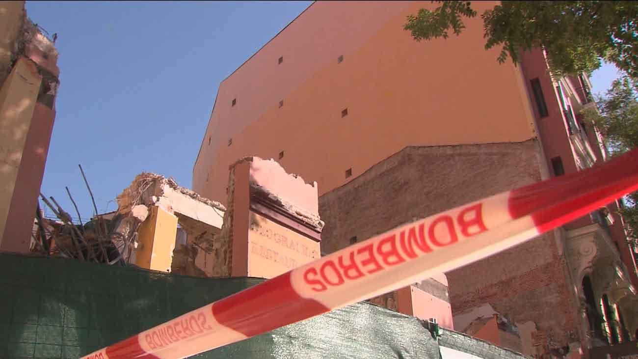 La antigüedad de los edificios, riesgo principal a la hora de las demoliciones