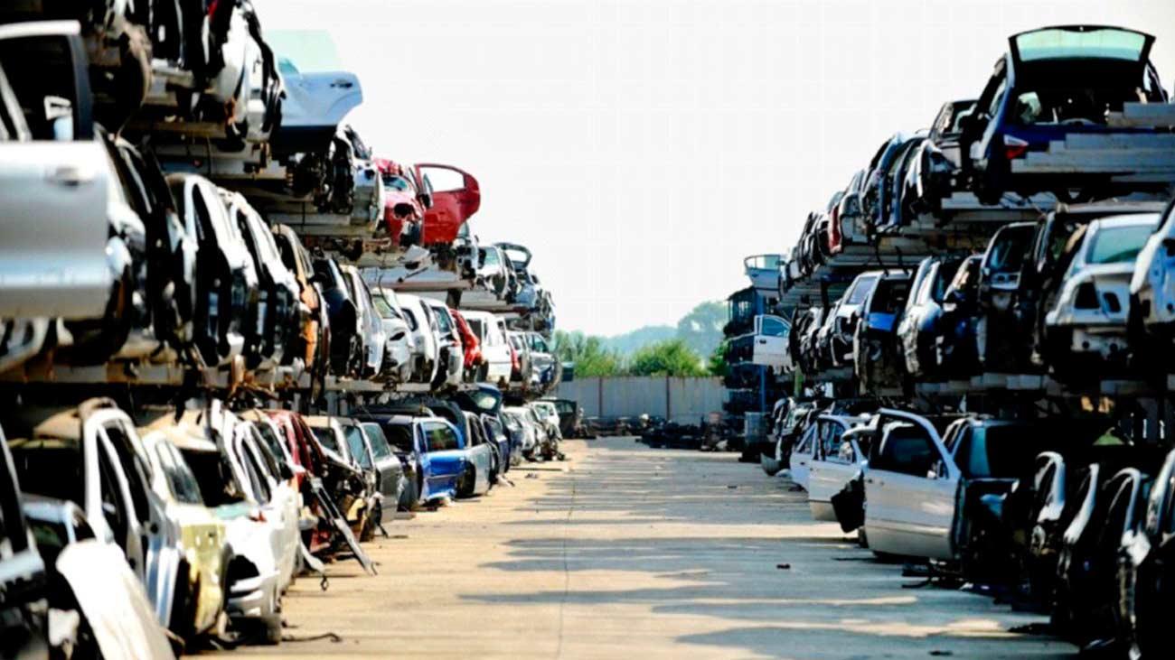 Macrooperación contra el robo de coches en Pinto