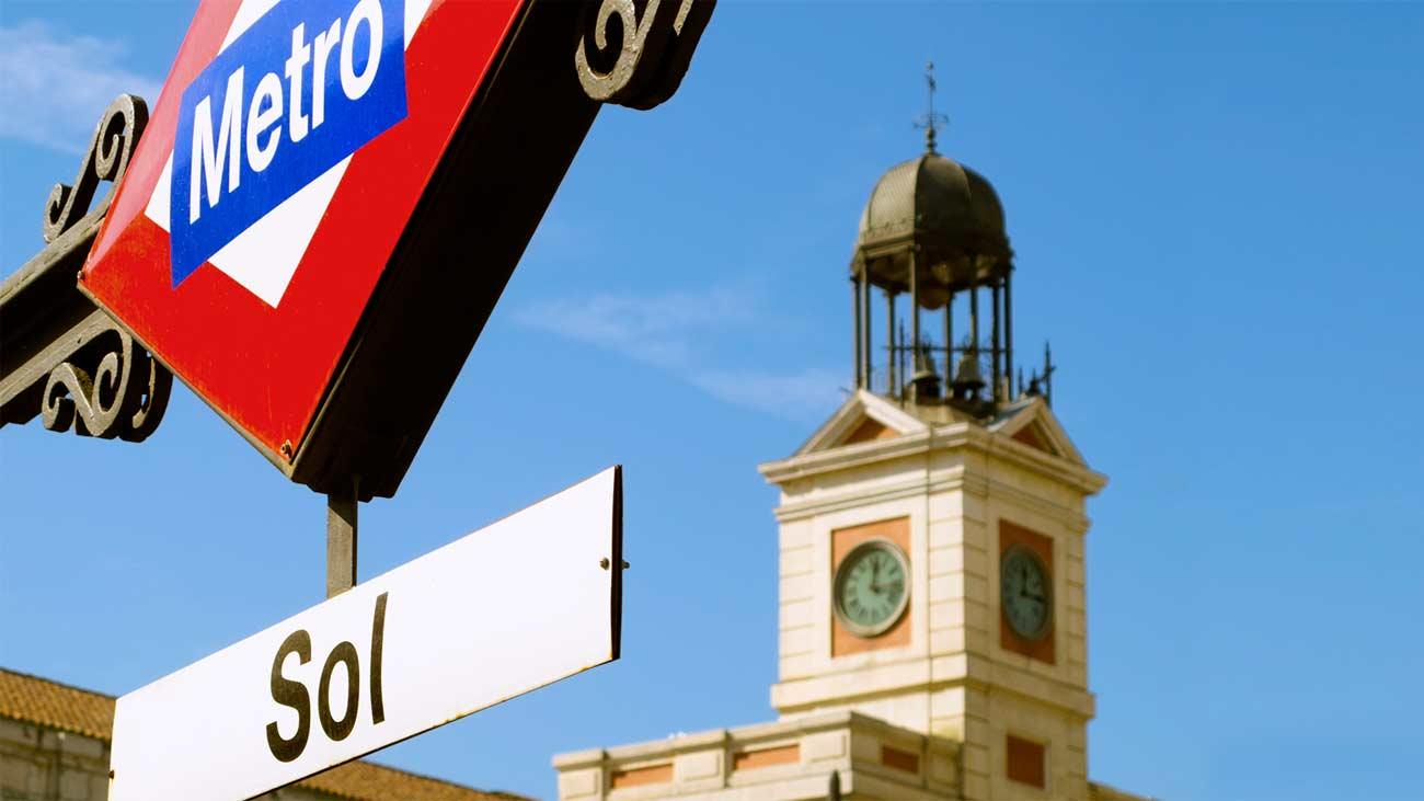Metro de Madrid reabre el tramo Tribunal-Sol de la Línea 1