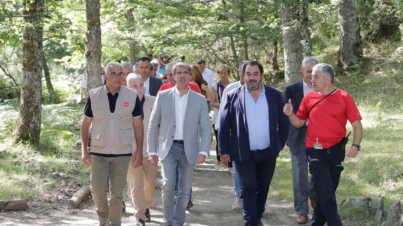 La Comunidad quiere ampliar la Reserva de la Biosfera de la Sierra del Rincón