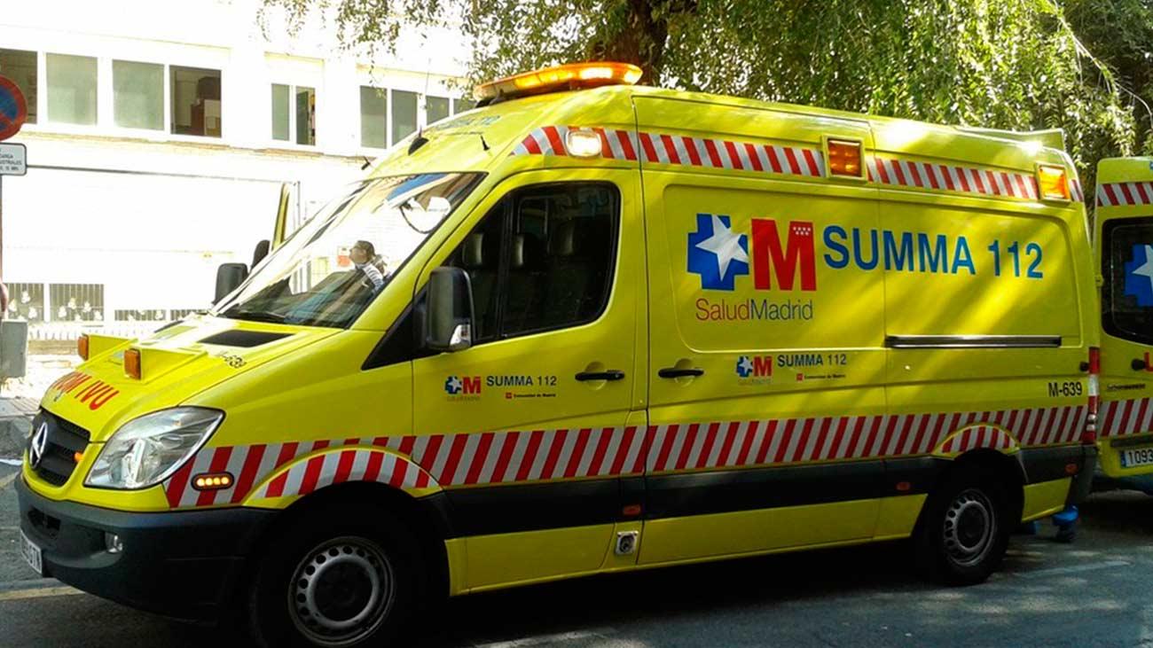 Servicio de ambulancias deficiente
