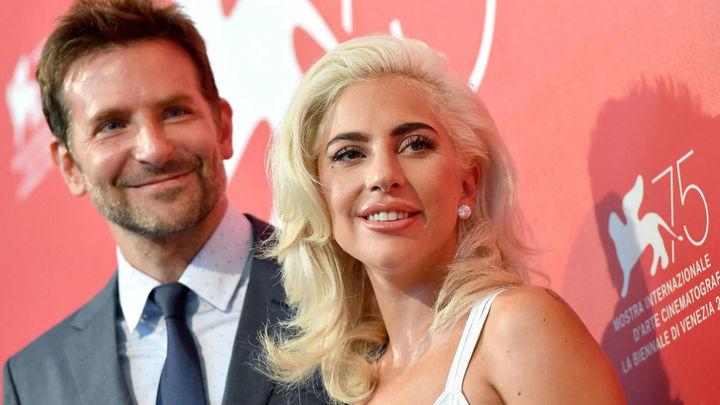 Lady Gaga y Cooper exploran los caminos del éxito con el aplauso de la Mostra