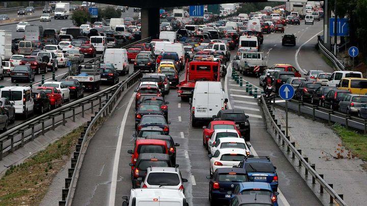 Arranca la Operación Retorno con 803.000 desplazamientos por carreteras madrileñas