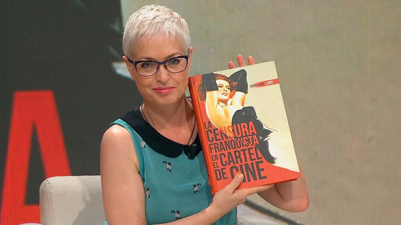 Anna Grau nos recomienda 'La censura franquista en el cartel de cine'