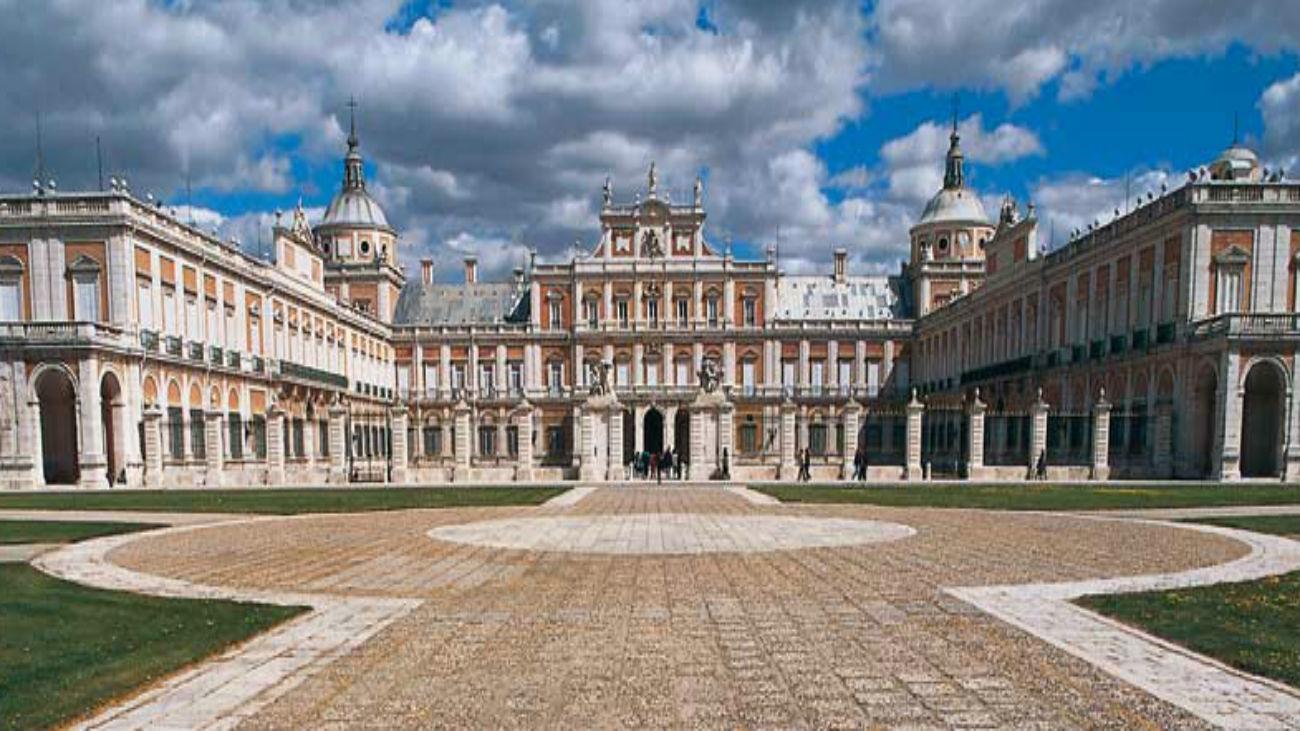 Nos adentramos en el Palacio Real de Aranjuez