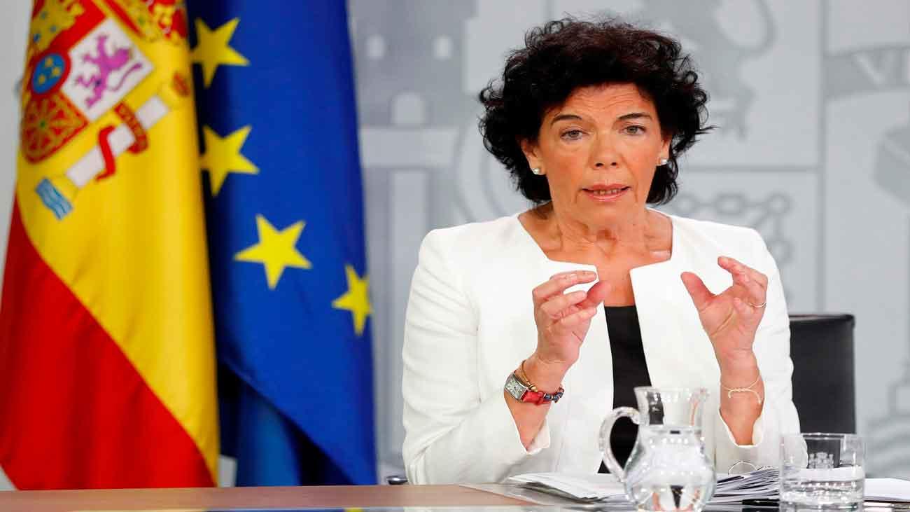 """Celáa: Las """"amenazas"""" de la familia Franco no impedirán su exhumación"""