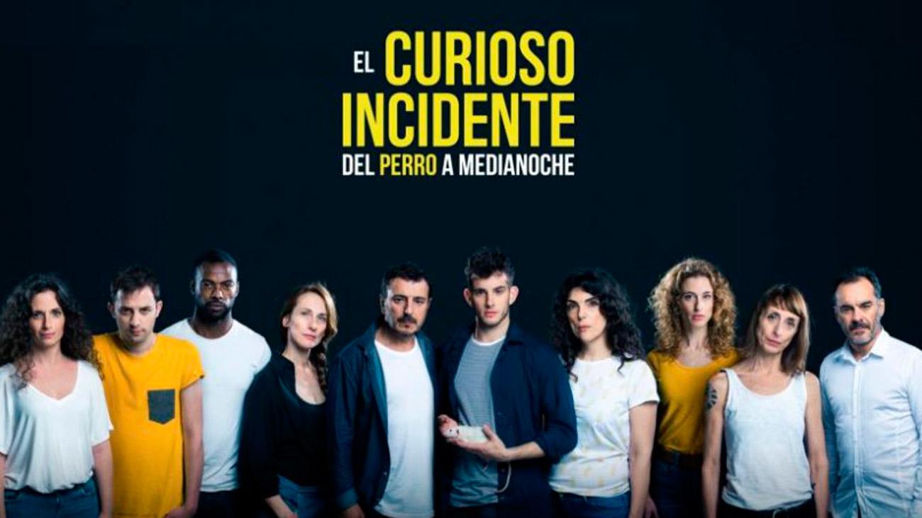 """""""El curioso incidente del perro a medianoche"""" llega al teatro Marquina"""