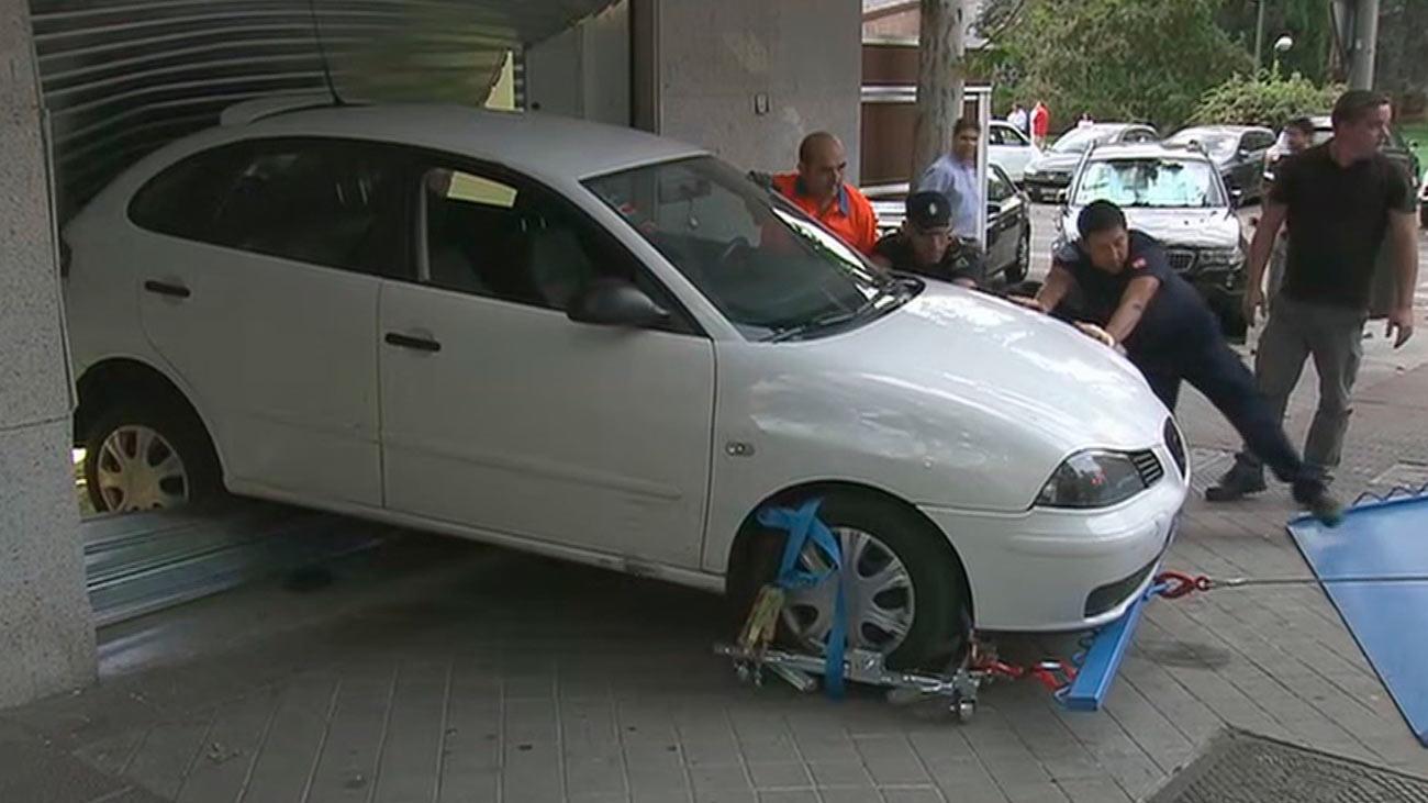 Los alunizajes de 'la banda del BMW'