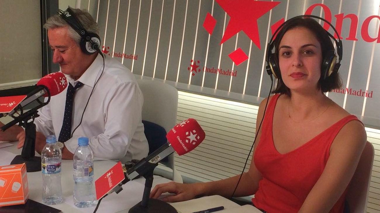 Rita Maestre en El Enfoque de Onda Madrid