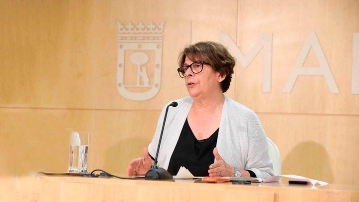 Inés Sabanés, delegada de Medio Ambiente y Movilidad Ayuntamiento de Madrid