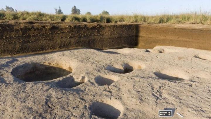 Descubierto un pueblo anterior a los faraones en el Delta del Nilo