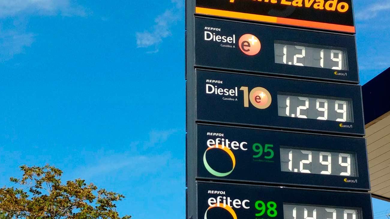 Restricciones a los coches diesel