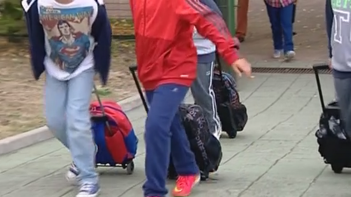 ¿A qué edad crees que los niños/as pueden ir solos al colegio?
