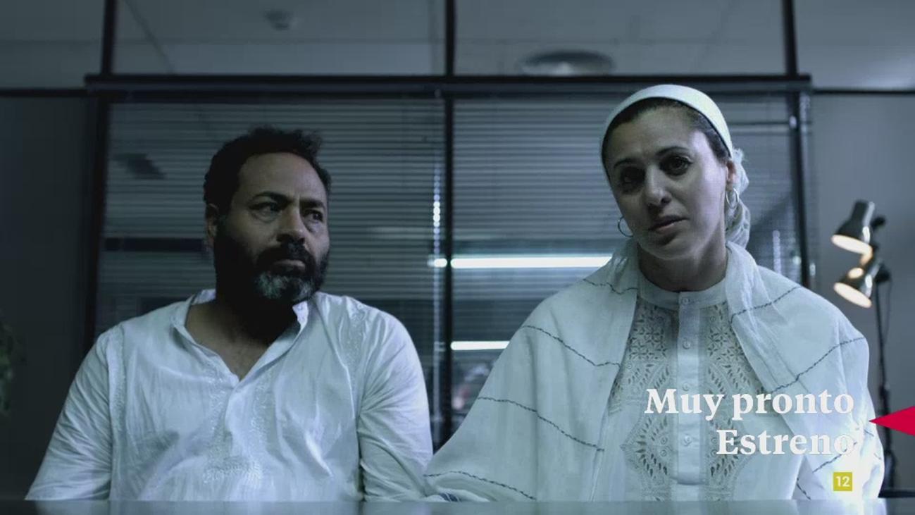 La víctima número ocho, trailer de la nueva serie de Telemadrid