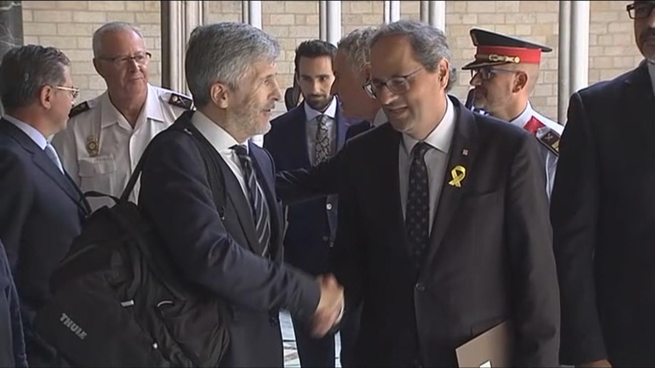 Gobierno y Generalitat acuerdan garantizar la neutralidad del espacio público