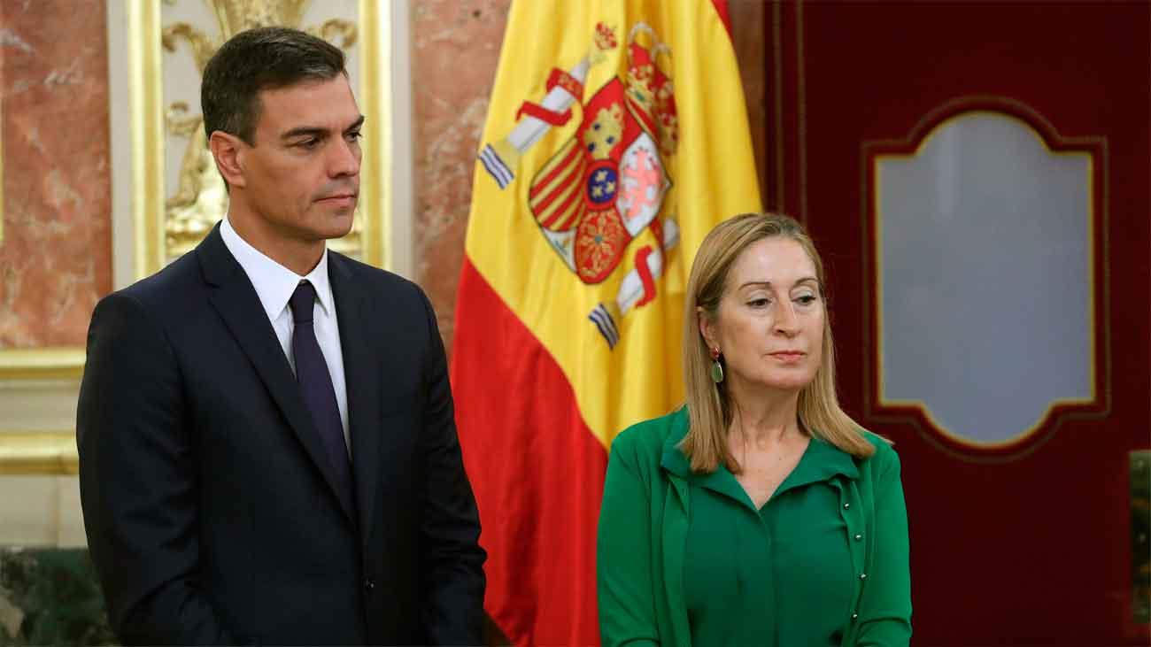 """Sánchez recuerda que la Constitución permite """"explorar nuevos consensos"""""""