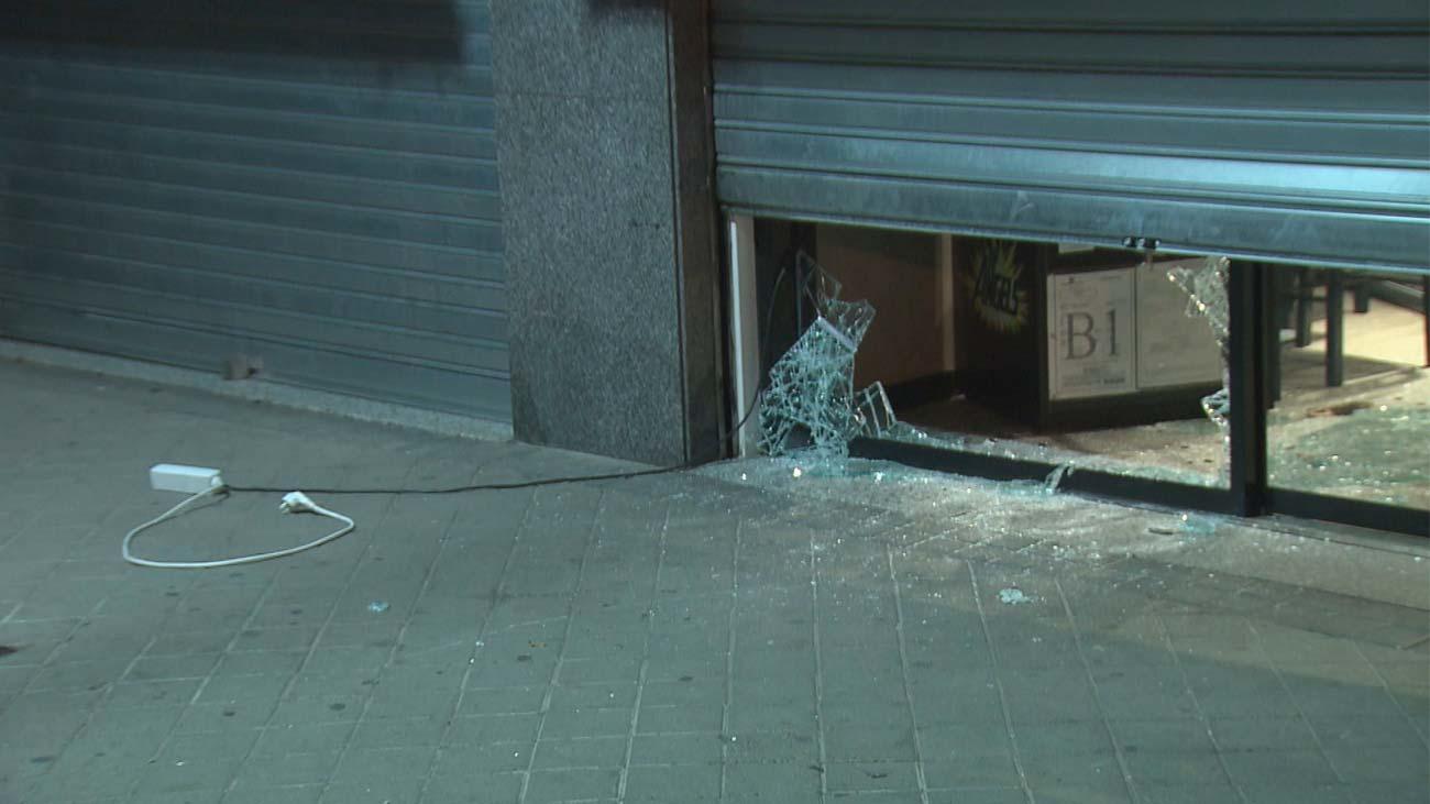 La banda del BMW vuelve a asaltar tres locales madrileños
