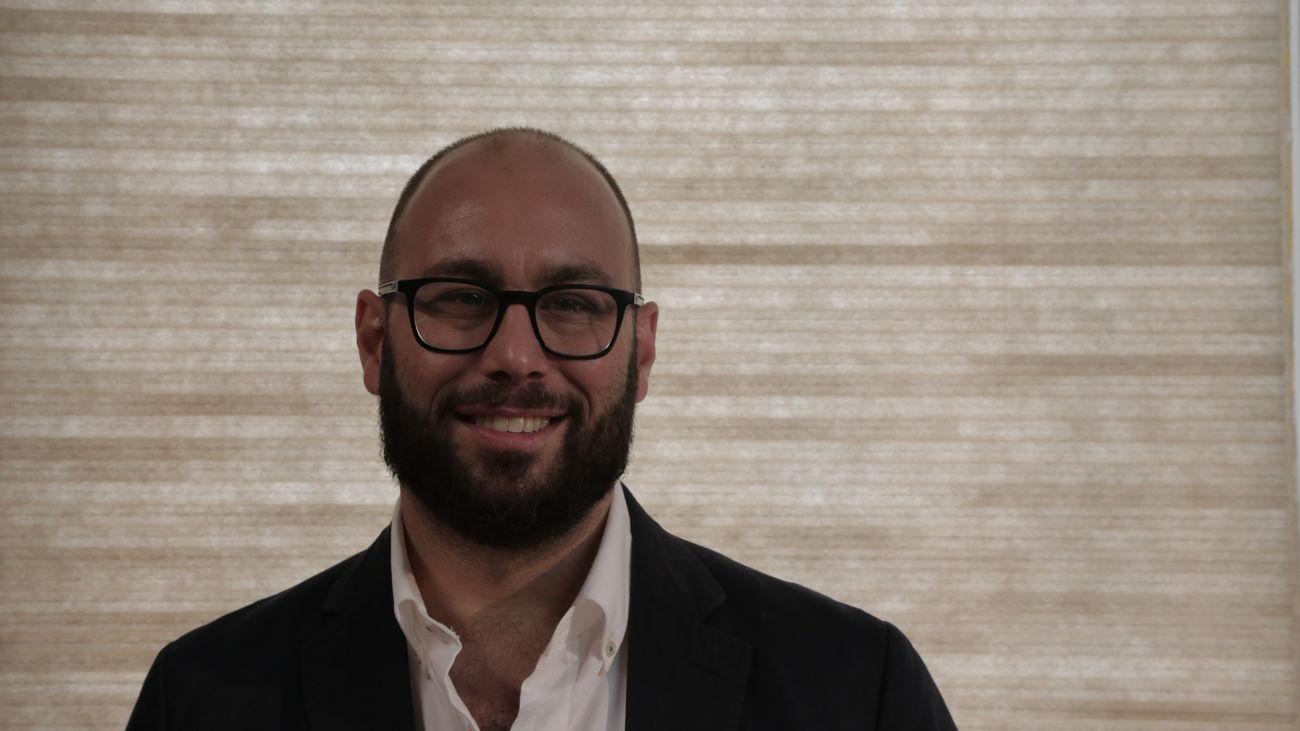 Tomás Ocaña, director de Crónicas Subterráneas