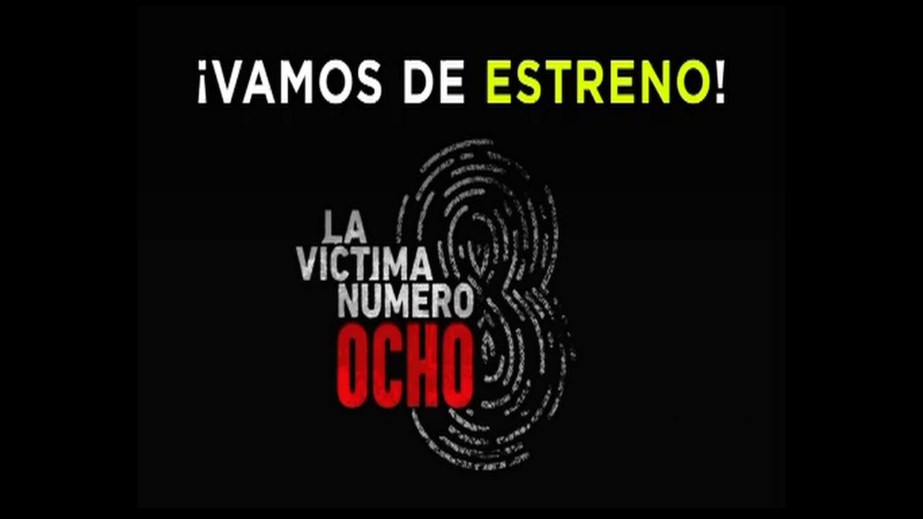 """""""La víctima número 8"""", una de las series más esperadas de la temporada"""