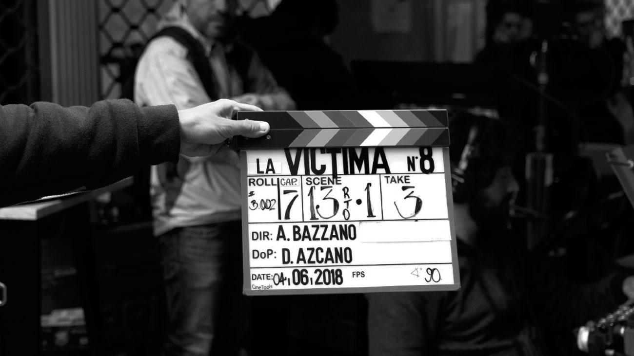 """""""La víctima número 8"""" , la nueva serie de Telemadrid"""