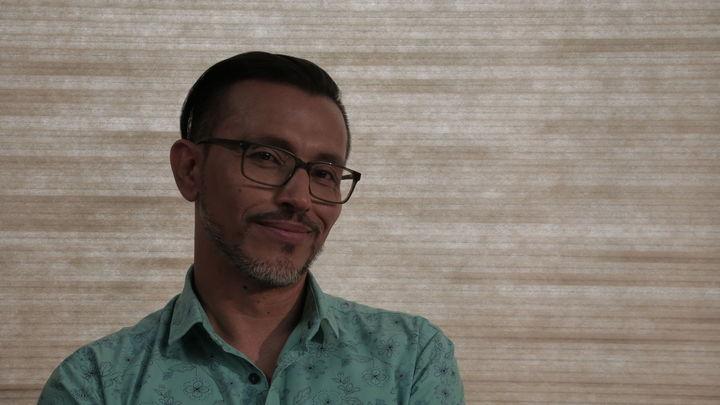Henry Molano, reportero de Crónicas Subterráneas