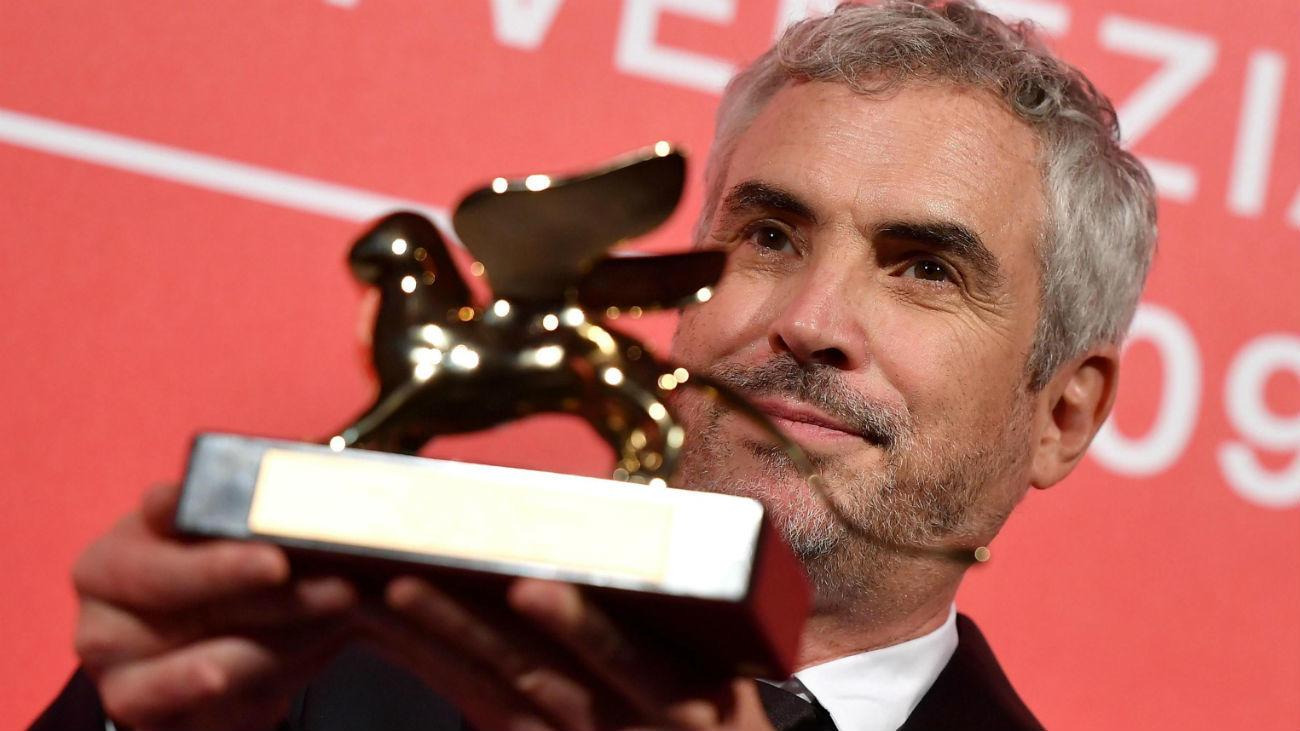 """""""Roma"""", de Alfonso Cuarón, León de Oro de la 75 Mostra de Venecia"""
